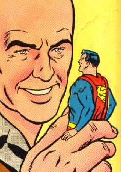 thumb]Luthor has Superman at his mercy by Curt Swan